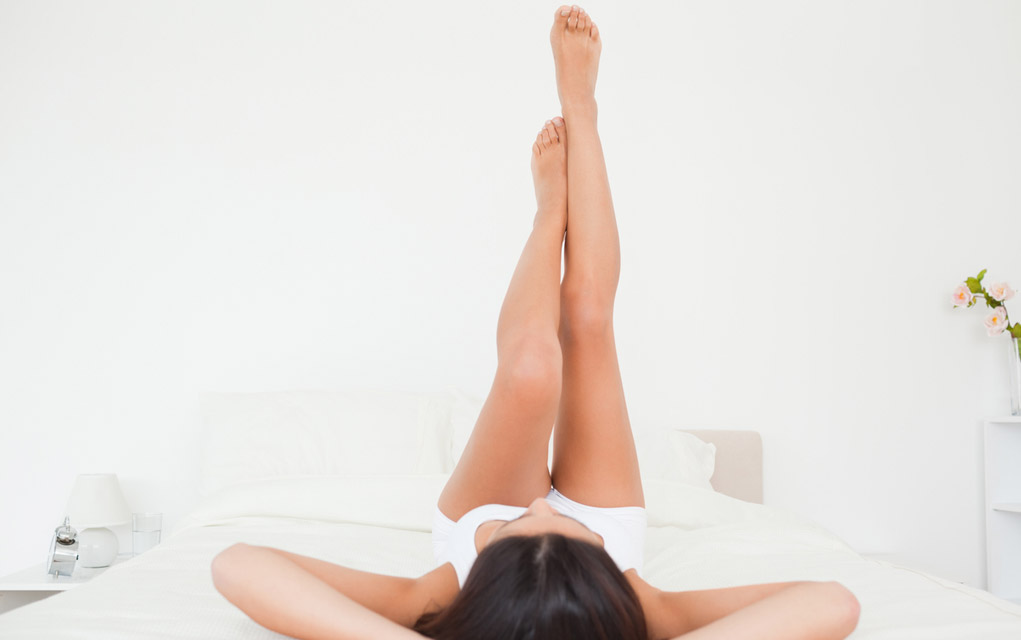 3 Exercises You Can Do in Bed