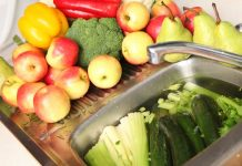 How Best to Wash Your Produce in 3 Easy Steps!