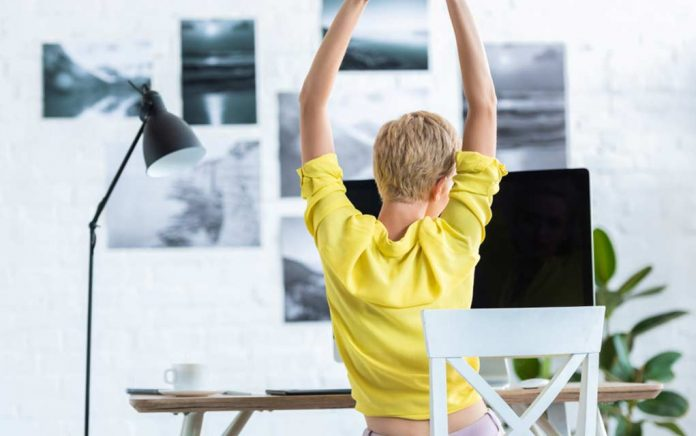 5 Simple Stretches You Can Do Right at Your Desk