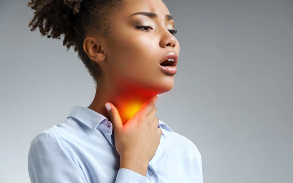 6 Ways to Soothe Sore Throats