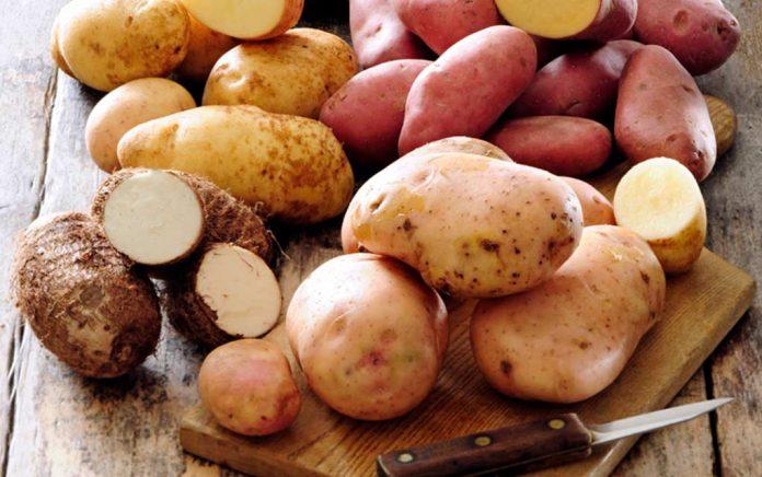 9 Health Benefits of Potatoes