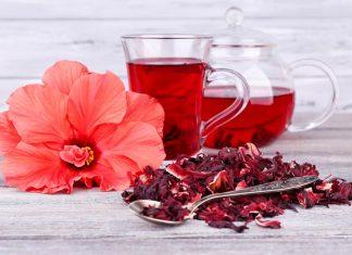 5 Health Benefits of Hibiscus Tea