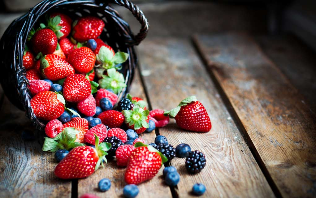 The Summer Berry That Improves Memory