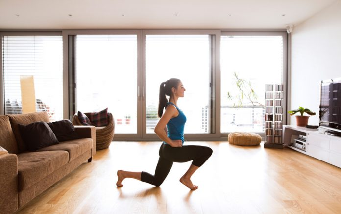 How to Avoid Injuries When Exercising At Home