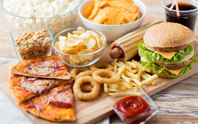 Is Processed Food Aging You?