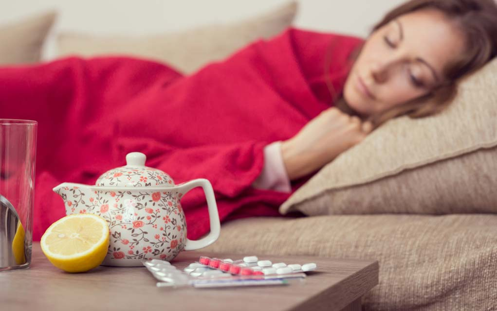 Is It Adenovirus or the Flu?