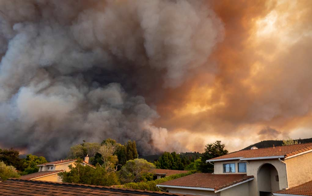Wildfire Smoke is Traveling: Here's How to Keep Your Lungs Protected