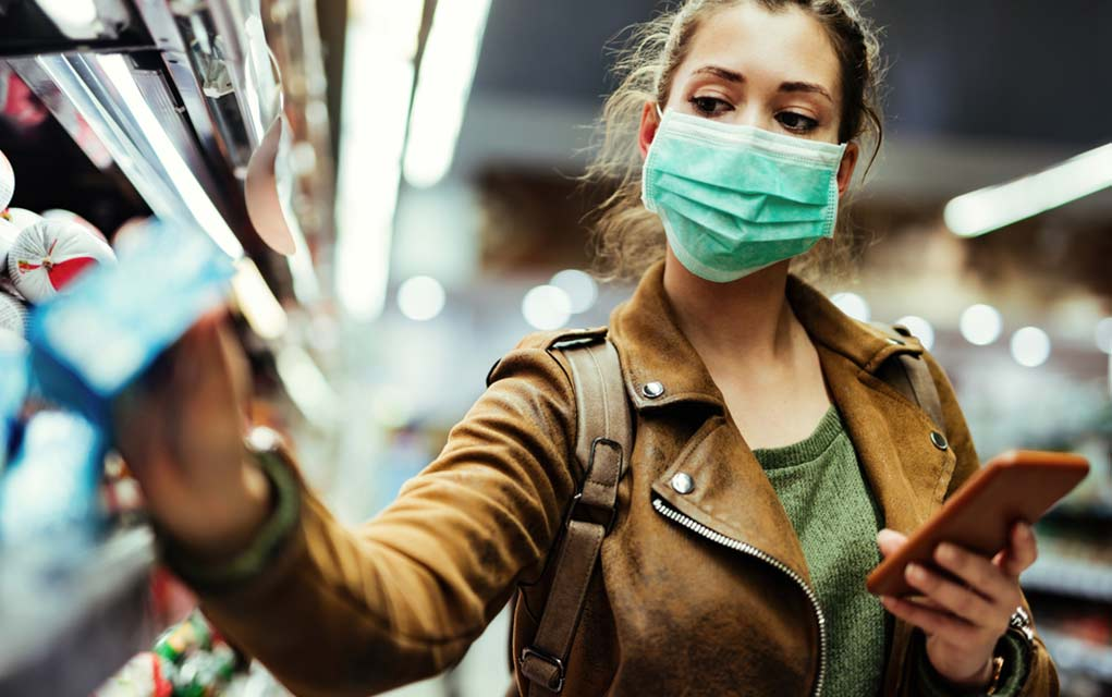 Will Face Masks Help Prevent the Flu Too?