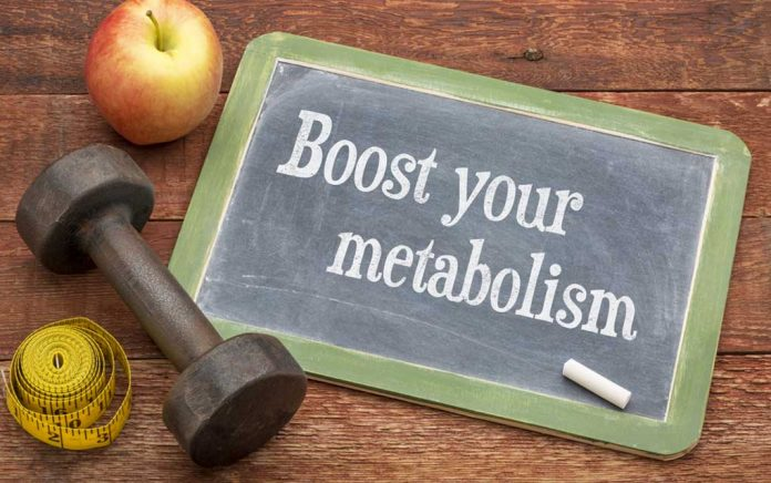 5 Natural Ways to Boost Your Metabolism