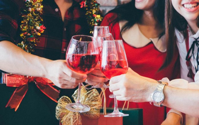 Guess How Many Calories You'll Drink This Holiday? The Answer Might Surprise You