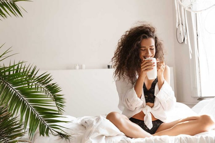 How Drinking This Before Napping Helps You Sleep