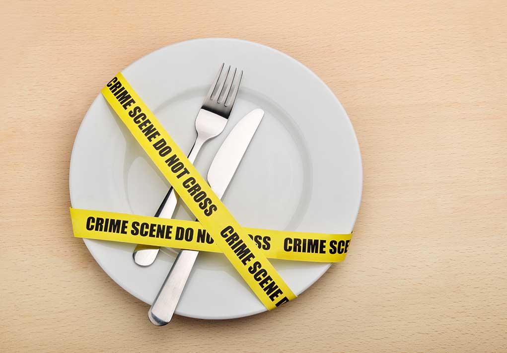 7 Warning Signs of Food Danger
