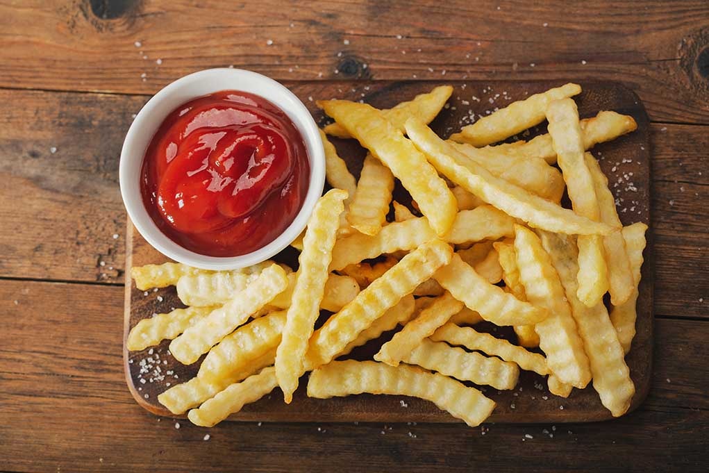 DANGER: Reasons Experts Urge You to Skip a Side of Fries
