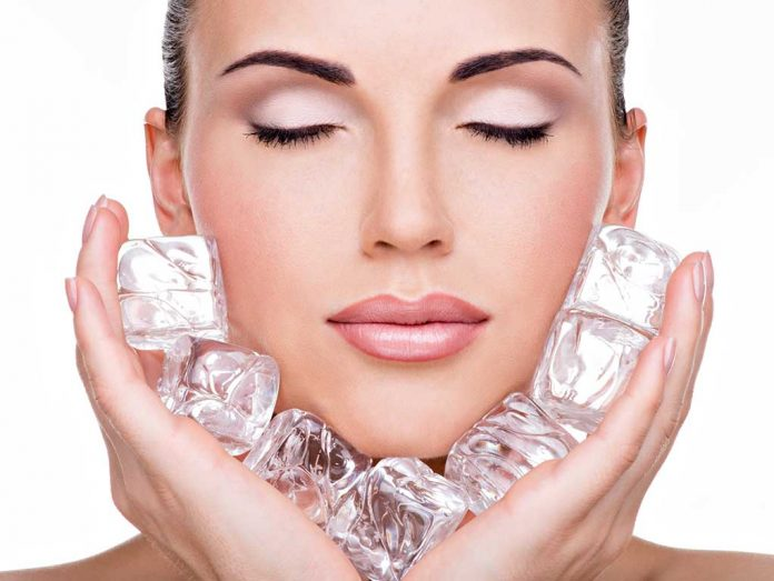 5 Reasons to Add Ice to Your Beauty Routine