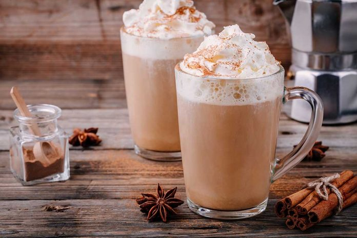 WOAH! The Truth About Pumpkin Spice Lattes & YOUR Health Revealed